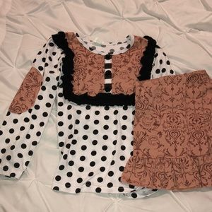 Other - Cute little girl outfit